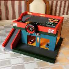 best 25 wooden toy garage ideas on pinterest