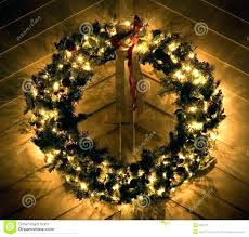 large lighted wreaths decoratis large wreaths