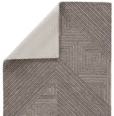 Charcoal Gray Area Rug Orren Ellis Sargeant Tufted Wool December Sky Charcoal Gray
