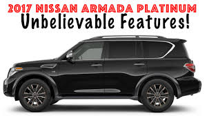 2017 nissan armada first drive 2017 nissan armada platinum in depth review u0026 test drive youtube