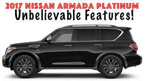 nissan armada platinum lease 2017 nissan armada platinum in depth review u0026 test drive youtube