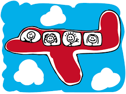 free airplane clipart for kids clipartmonk free clip art images