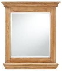Wooden Bathroom Mirrors Mirror Design Ideas Traditional Design Wooden Bathroom Mirror