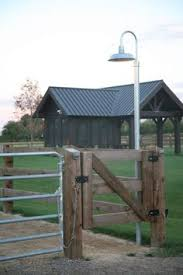 barn style post lights post mount lighting brightens outdoor patio parks with style