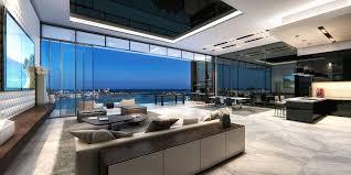 cuisine design luxe cuisine design de luxe 1 un penthouse miami ou le design