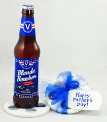 great gift for dad make bottle cap drink coasters
