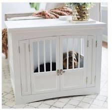 dog crate end table ebay