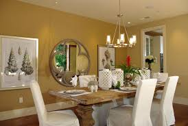 Dining Room Mirrors Mirror Dining Room Table Provisionsdining Com