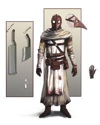 build a doctor plague doctor build