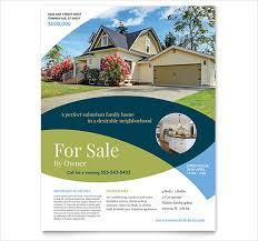 real estate brochure templates psd free download 3 popular