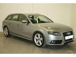 audi a4 estate used audi a4 estate s line for sale in limerick
