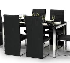 Black Dining Room Sets For Cheap 67 Best Dining Tables Images On Pinterest Glass Tables Glass
