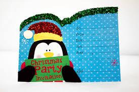 templates for xmas invitations free printable christmas invitation templates party delights blog