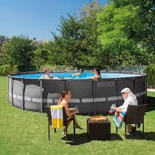 Intex Pools 18x52 Intex 22 U0027 X 52