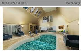 Inside Pool by Mansions With Indoor Pools Indoor Spa And Pool Create A More