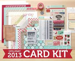 limited edition 2013 card kit available now simon says