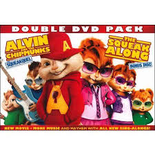 Alvin And The Chipmunks Christmas Ornament - alvin and the chipmunks 2 the squeakquel the squeak along