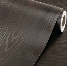 thick contact paper self adhesive vinyl black wood contact paper