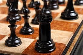 the mammoth ivory and genuine ebony luxury chess set house of