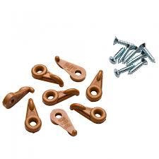 glass retainer clips for cabinet doors glass door retainer clips 8 pack rockler woodworking and hardware