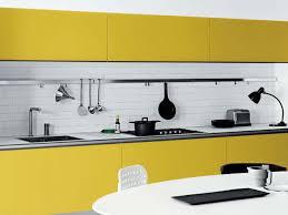 Yellow Kitchen Decorating Ideas Kitchen Bright White And Yellow Kitchen Decor Ideas White And