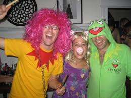 muppets halloween costumes halloween it u0027s really darwin u0027s survival of the fittest there is