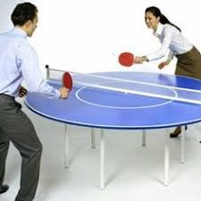 Ping Pong Conference Table Tom Burr Tennis Table Matte Blk Table Tennis Pinterest