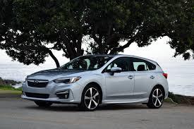 subaru impreza 2018 hatchback 2017 subaru impreza review autoguide com news