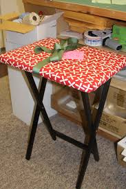 quilting ironing board table how to make a tv tray ironing board american quilting good