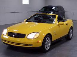 Slk230 Interior 1998 Used Mercedes Benz Slk Slk230 2dr Roadster At Star Motor