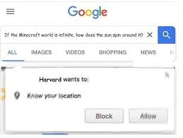 Google Memes - possible investment opportunities in google know your location memes