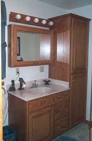 Small Linen Cabinet Bathroom Why Its Worth Buying A Matching Bathroom Vanity And Linen Cabinet