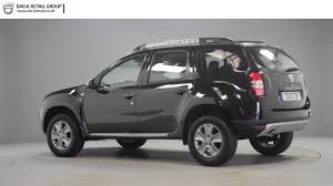 renault duster black dacia duster laureate black youtube