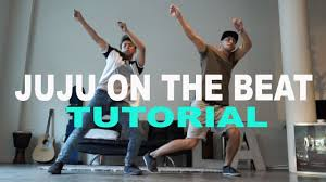 tutorial dance who you juju on the beat dance tutorial matt steffanina x kenneth san