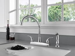 Kitchen Faucet Ratings Consumer Reports by Peerless P299578lf Choice Two Handle Kitchen Faucet Chrome