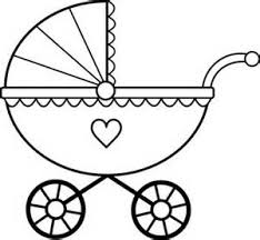 free coloring pages baby booties clip art library
