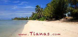 tianas beach accommodation muri beach rarotonga