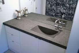 bathroom countertop ideas wonderful bathroom concrete bathroom countertops master bathroom