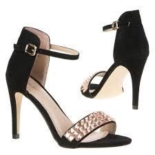 designer sandaletten details about designer damenschuhe sandaletten ne8r riemchen high