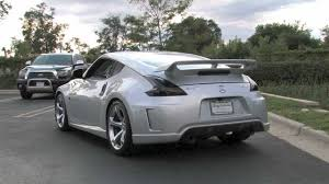 2014 nissan 370z quarter mile nissan 370z nismo by abt electronics chicago motor cars video