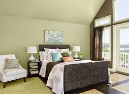 green bedroom walls dark green wall love the color note mahogany