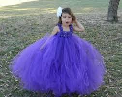 purple tutu dress etsy