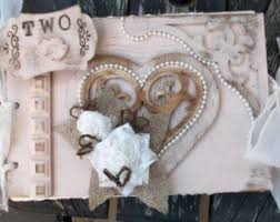 Shabby Chic Wedding Guest Book by 13 Best Guest Book Images On Pinterest Wedding Guest Book Guest