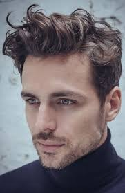 short sides and curl top hairstyles 37 of the best curly hairstyles for men fashionbeans