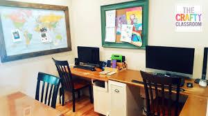 Homeschool Desk Photos Of Our Classroom