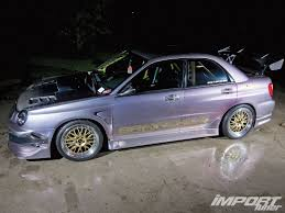 slammed subaru wrx slammed show stealer or just plain shiny subaru loading dock