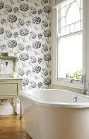Bathroom Wallpaper Ideas 42 Best Wallpaper Images On Pinterest Wallpaper Home And Spaces