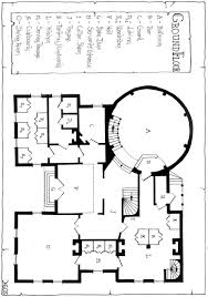Guard House Floor Plan by Maps And Floorplans