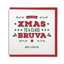 geordie christmas cards u2013 geordie gifts