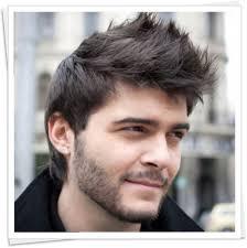 how to style medium straight hair for guys new hair style